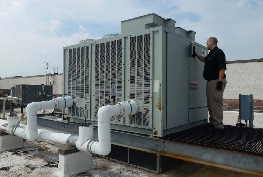 okc commercial hvac