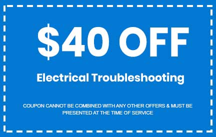 Discount on Electrical Troubleshooting